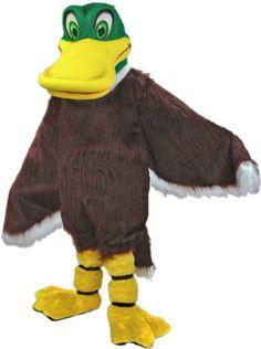 Mallard Duck Mascot Costume MaskUS Costumes http://www.amazon.com/dp/B002SFF1TU/ref=cm_sw_r_pi_dp_vCl8vb1112VJG