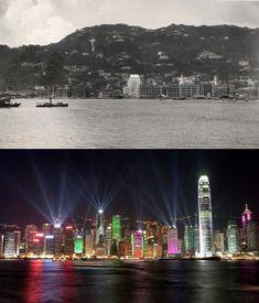 13.Hong Kong, República Popular da China: 1920-2000