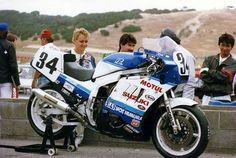 Kevin SCHWANTZ. Suzuki GSXR.