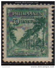 PHILIPPINES Scott # 509 VF USED - http://www.delcampe.com/page/item/id,0012170221,language,E.html