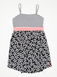 Baby Sun Shiny Day Dress - Roxy