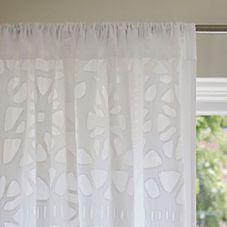 Cutwork Window Panel