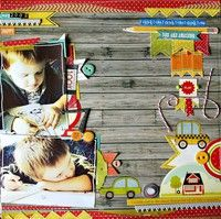 A Project by agnieszka-piskorz from our Scrapbooking Gallery originally submitted 02/20/12 at 02:29 AM