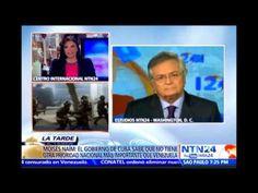 Moisés Naím, escritor y venezolano habla en NTN24 sobre la situación que...