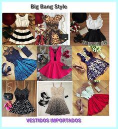 ***Blog Mulher Fashion ***Vanda Ramos***: Big Bang Style LOJA