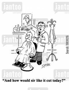 barbershop humor - Google Search