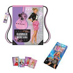 Комплект за училище, включващ канцеларски сет, спортна чанта - мешка и тефтерче формат А6.