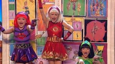 Colourful cuties The Cartoon Heroes are here to show everybody how amazing they are and they've set their sights on taking the BGT crown. GIRL POWER indeed! See more from the girls' flamboyant routine on Britain's Got Talent on Saturday at Ethiopian Music, Girl Power, Tv Series, Cinema, Princess Zelda, Cartoon, Film, Britain, Movies