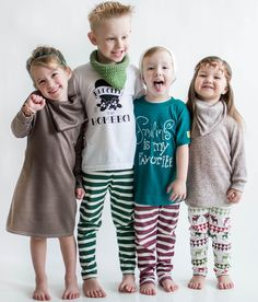 Holiday clothing for children