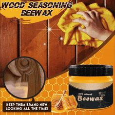 Wood Repair, Glass Repair, Furniture Wax, Furniture Repair, Diy Crafts To Do, Wood Crafts, Diy Projects Yard, Apothecary Jars Decor, Ghost House