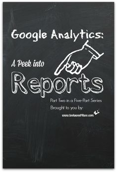 Google Analytics: A