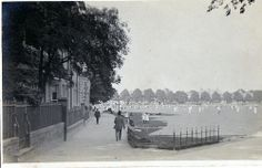 Parkers Piece C1900 | Flickr - Photo Sharing!