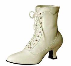 vintage 1880s kids lace shoes - Google Search