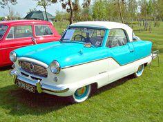 Austin Metropolitan Series III 1958.