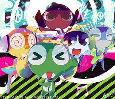 Keroro Gunso by Lanier-Sama.deviantart.com - Sergeant Frog