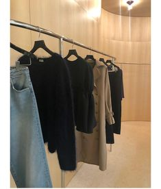 Totême On Biblioteksgatan No. My Wardrobe, Wardrobe Rack, New Look, Mom Jeans, Style Inspiration, Pants, Clothes, Trouser Pants, Outfit