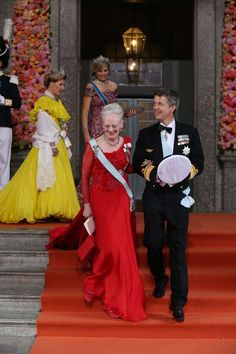 The Royal Palace in Stockholm for The Wedding of Prince Carl Philip of Sweden and Sofia Hellqvist on June 13, 2015 in Stockholm, Sweden