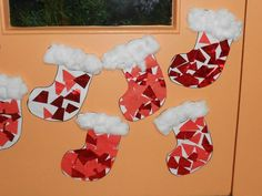 Advent Calendar Craft-Along: Ideas - Cook Clean Craft Kids Crafts, Christmas Crafts For Toddlers, Easy Christmas Decorations, Christmas Crafts For Kids, Toddler Crafts, Craft Stick Crafts, Simple Christmas, Christmas Diy, Holiday