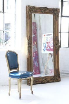 Luxe Large Mirror Floor Standing Beautiful Mirrors