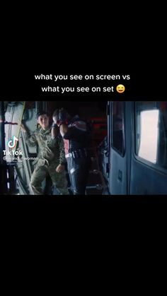 Funny Videos Clean, Anthony Mackie, Tiktok Watch, Trending Videos, What You See, Sebastian Stan, On Set, Marvel Avengers, Funny Memes