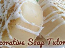 decorative soap tutorial