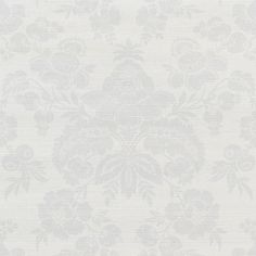 Save on Schumacher Wallpaper 5010120 Simone Damask Grasscloth Color Silver book Textured-Wallcoverings-Printed-Grasscloths Collection. Enjoy this remarkable wallpaper. Samples available. Quick Shipping We are family owned Silver Wallpaper, Print Wallpaper, Fabric Wallpaper, Wallpaper Samples, Teal Carpet, Rugs On Carpet, Book Texture, Luxury Flooring, Contemporary Classic