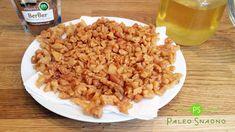 Recept na škvarky a sádlo pečené v troubě » Paleo snadno Lchf, Keto, Whole 30, Paleo, Macaroni And Cheese, Food And Drink, Low Carb, Cooking, Ethnic Recipes