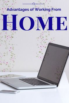 Thinking about working from home? Working from home isn't always easy, but in my opinion, the advantages of working from home outweigh the disadvantages.