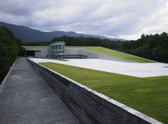 The INCS Zero production facility in Japan by FPF Architects Infrastructure Architecture, Landscape Architecture, Luz Natural, Factory Architecture, Best Architects, Stone Path, Built Environment, Interior And Exterior, House Styles