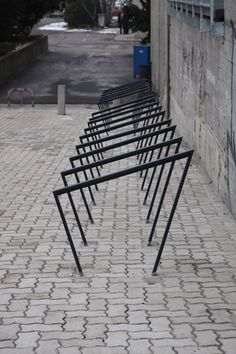 mmcité - products - bicycle stands - edgetyre
