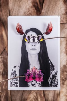 STUDIO BOO | faces - Madame Peripetie Photography