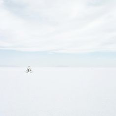 bicycle whiteout