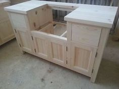 20 Wooden Free Standing Kitchen Sink Free Standing
