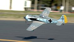 Dynam 5-CH Focke-Wulf FW190 Scale RC Warbird ARF