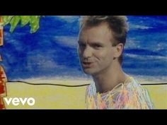 Sting - Love Is The Seventh Wave - YouTube