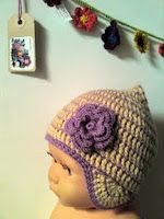 mrs. Snoeshaan: Pattern baby hat Pixie~You will need to click on the translate button at the top