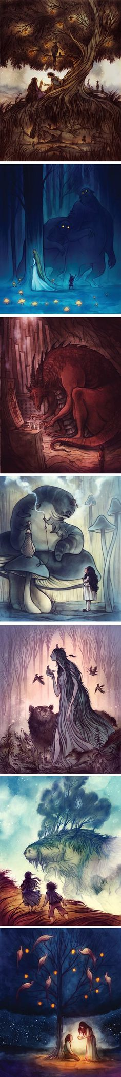 Fairy Tales - Cory Godbey. Absolutely wonderful!