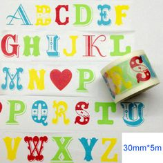 Alphabet Baby Shower Blocks  Guest Letters Advice To Baby  Set
