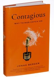 'Contagious - Why Things Catch On,' by Jonah Berger. Currently reading this... Fascinating read! One of the best books I've read in a while.
