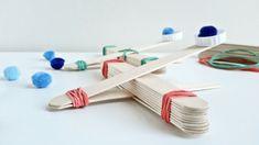 Vigyázz, kész, harc: katapult spatulából #diy #kreatív #játék #spatula #katapult
