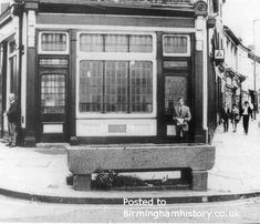 Lost Photobucket Pics In 'old Street Pics' Thread. Birmingham Pubs, Aston Birmingham, Hours In A Day, Old Pub, Old Street, Great Shots, Nice View, Vintage Images, Old Photos