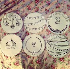 my latest example plate designs