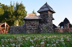 Hungary, Park, House Styles, Parks