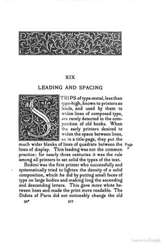 Title-pages as Seen by a Printer: With Numerous Illustrations in Facsimile ... - Theodore Low De Vinne - Google Books - Initial S
