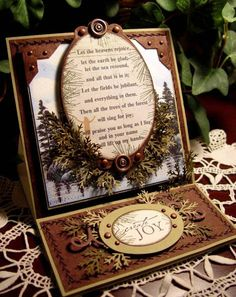 ~Rejoice~ by patsmethers - Cards and Paper Crafts at Splitcoaststampers