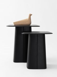 Ronan U0026 Erwan Bouroullec Design Leather Side Table 2014