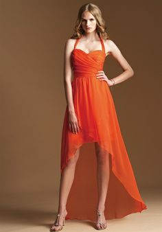 More dresses in this collection                                                                          More of this type: A-Line, Halter, Floor, Chiffon, Blacks/Browns, Blues/Purples, Greens, Reds/Pinks, Whites/Ivory, Yellows/Oranges, $$$        Belsoie    L154021