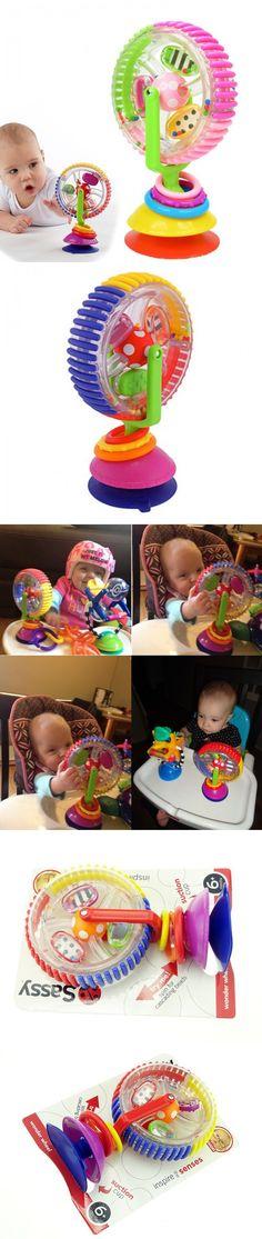 Baby Toys For Newborns Juguetes Educativos 0-12 Months Wheel Ferris Bebek Oyuncak Brinquedo Para Bebe Stroller Baby Rattles Toy $15.8