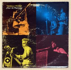Vanilla Fudge – Near The Beginning (1969) #psychedelicrock