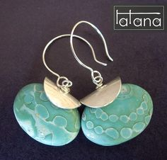 Pretty earrings by Natalia Garcia de Leaniz (Tatana)